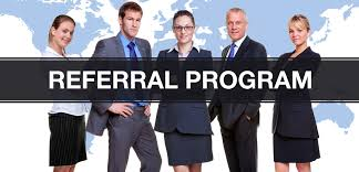 Earn Through Refferal Program